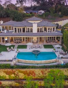 trust deed beverly hills property