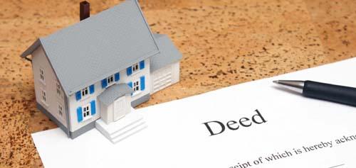 trust deed information